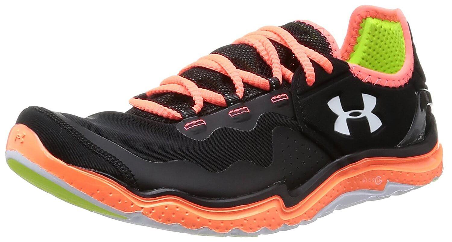 Under Armour Charge RC 2 features a well-cushioned midsole