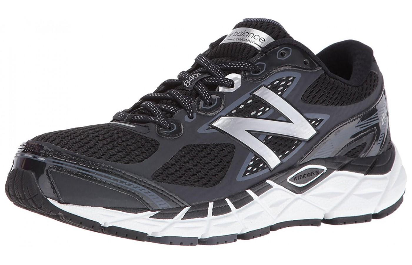 The New Balance 840 v3 is a good shoe runners, walkers and people on their  ...