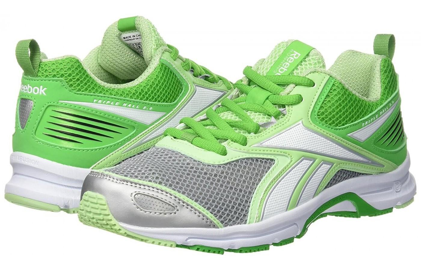 The Reebok TripleHall 5.0 is also good for individuals who stand for long periods of time