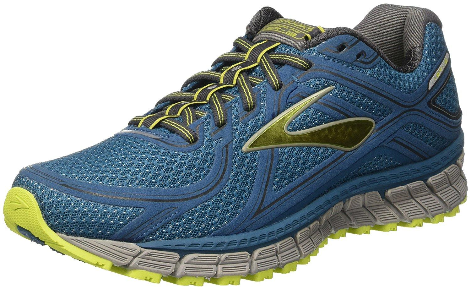 Brooks Adrenaline ASR 13 diagonal view