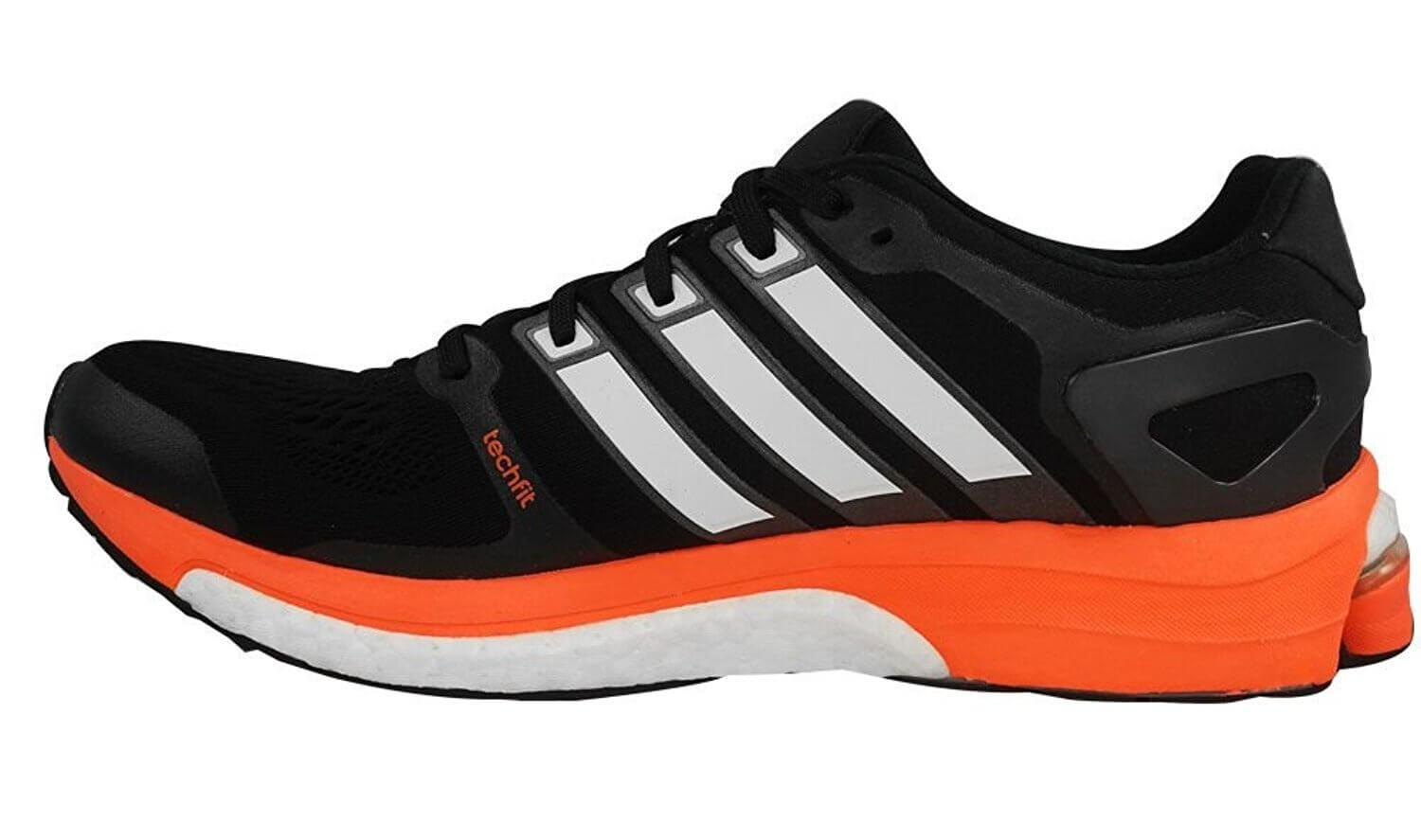 Adidas Adistar Boost ESM midsole technology for responsiveness