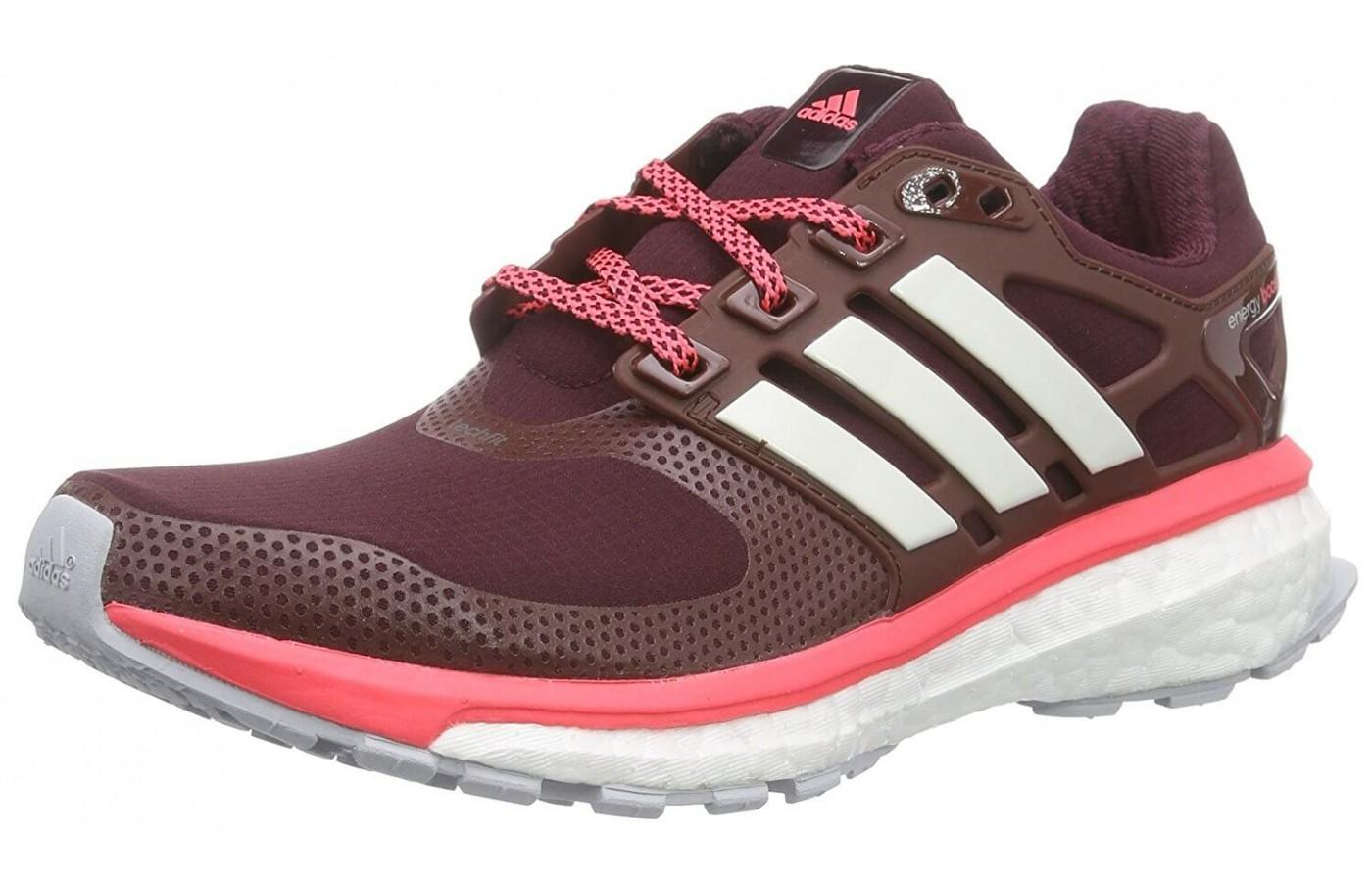 ee70f94f1cb1d adidas Energy Boost 3 Collegiate Burgandy Energy S17 Core Black