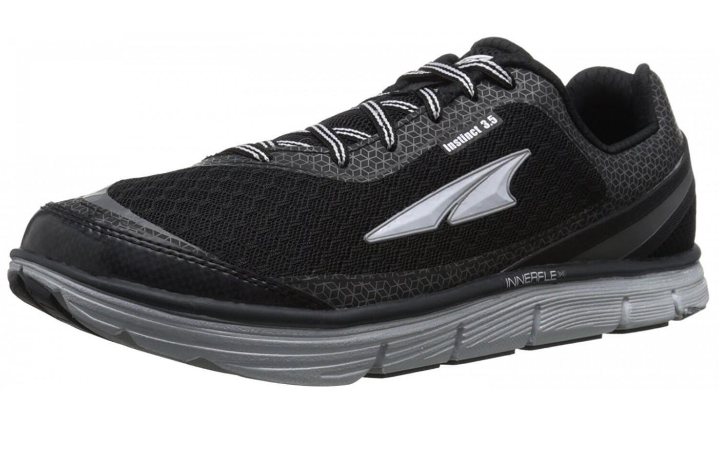The Altra Instinct 3.5 is a durable road running shoe