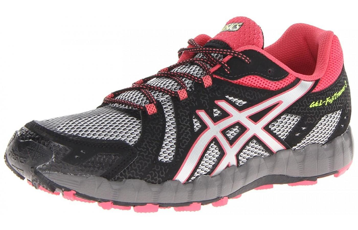 the Asics Gel FujiTrainer 3 shown from the front/side