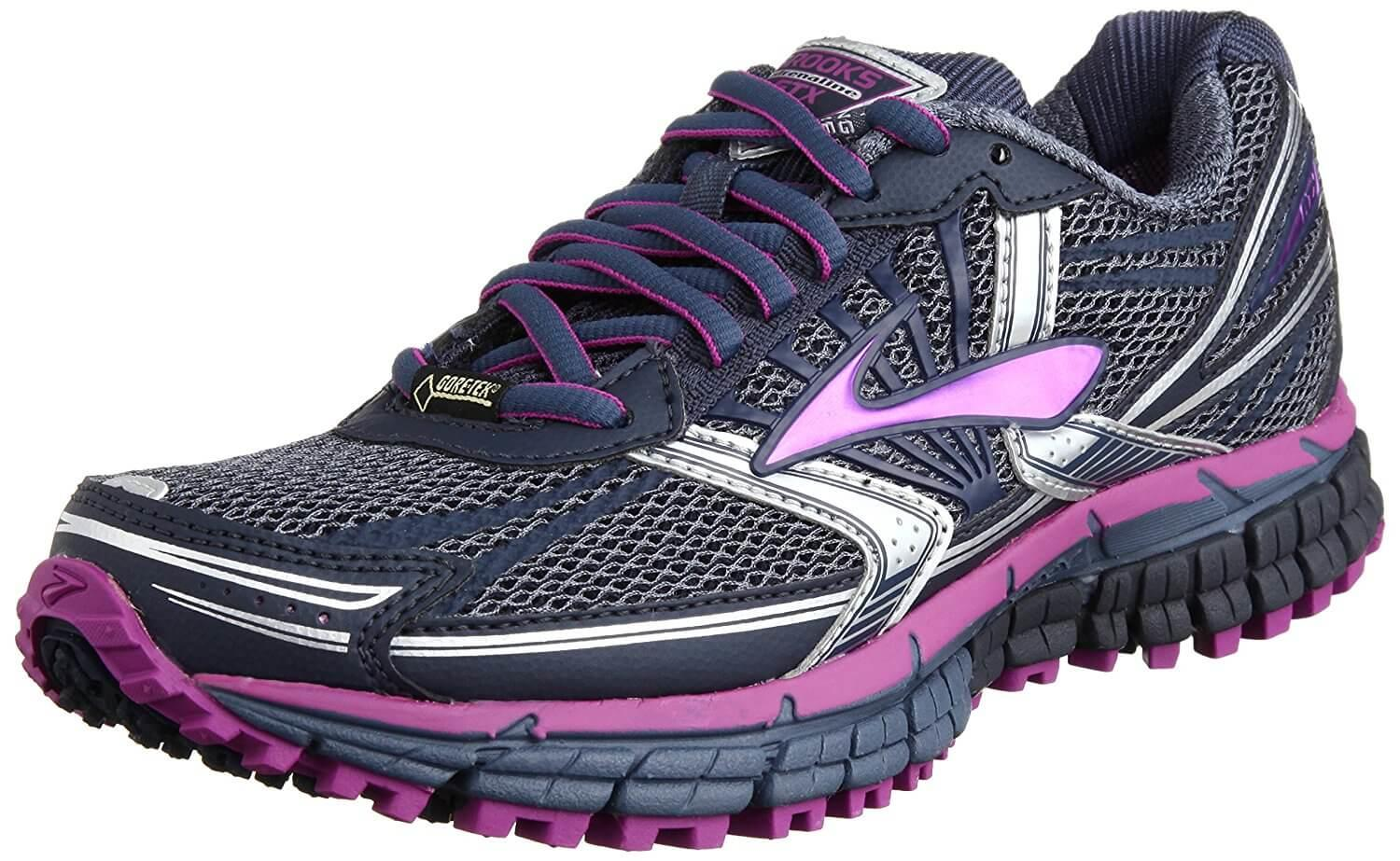 the Brooks Adrenaline ASR 11 GTX shown from the front/side