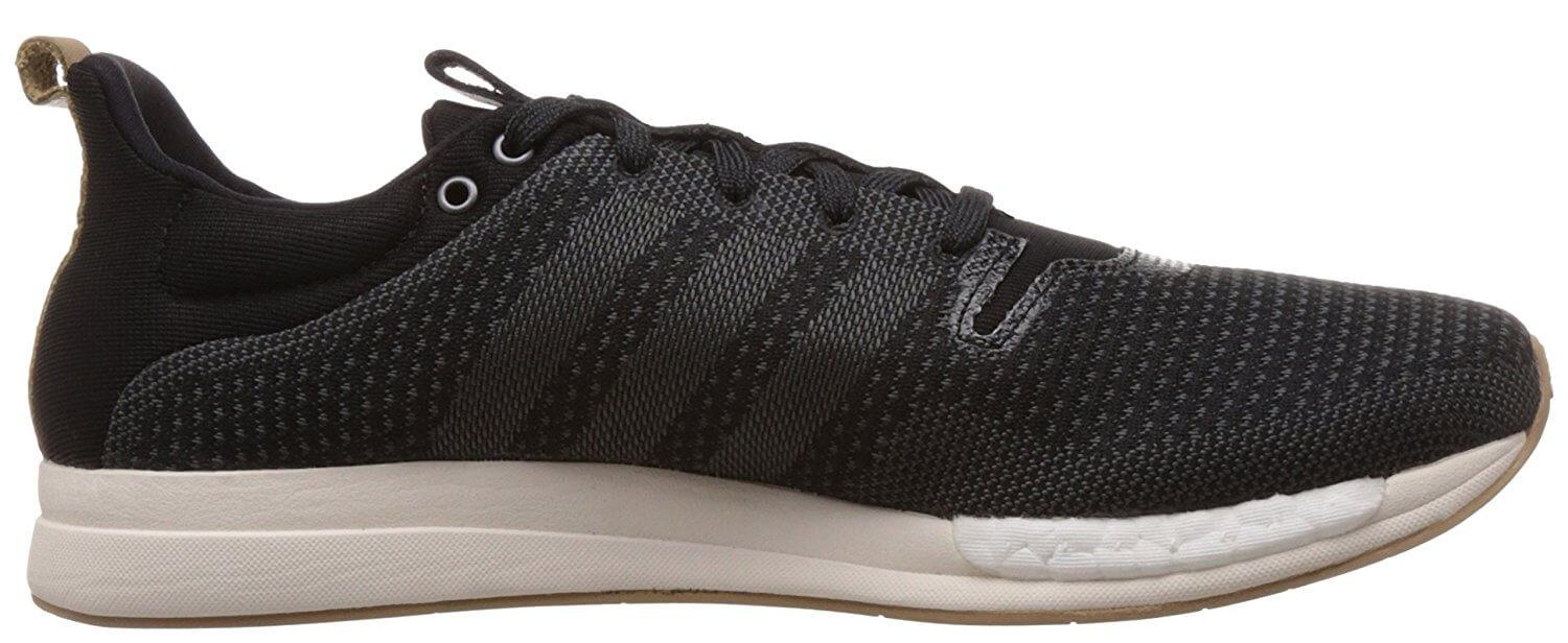 Comfort of boost technology can be found in this shoe