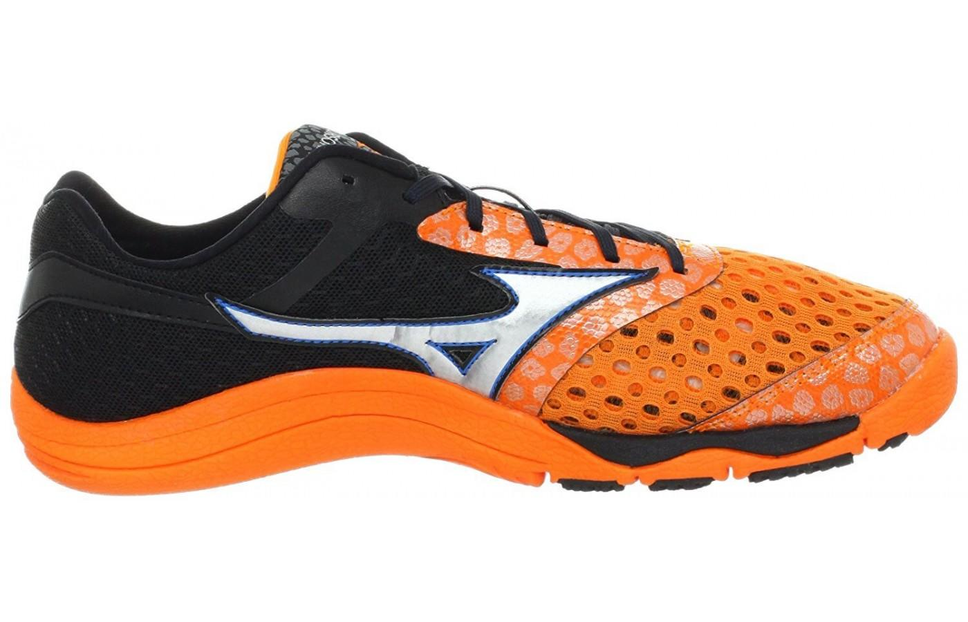 the look of the Mizuno Wave Evo Cursoris was popular with many testers