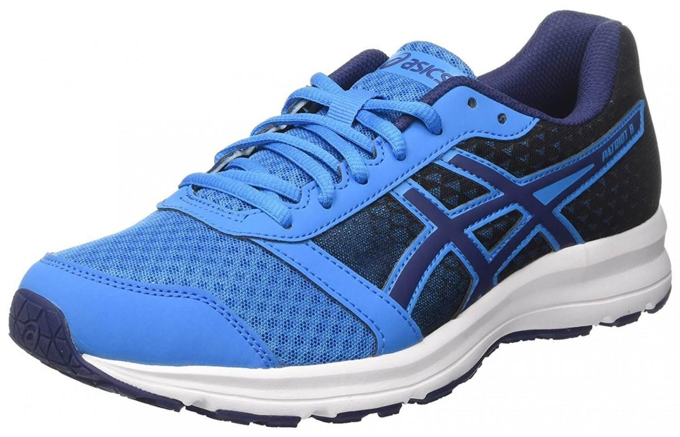 here is a look at the ASICS Patriot 8