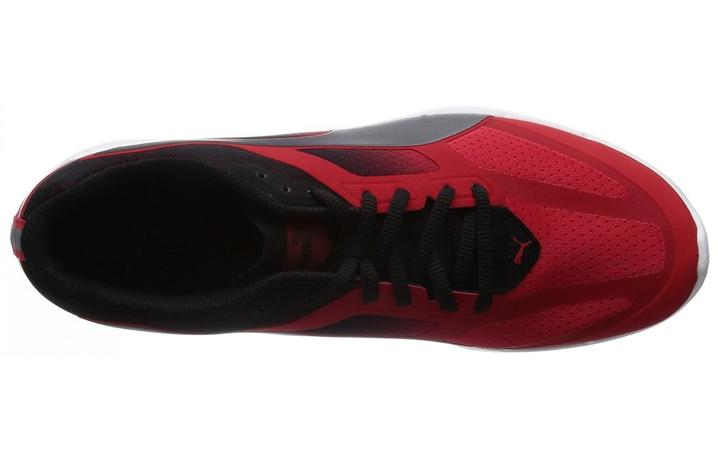 Puma Ignite AirMesh breathable upper