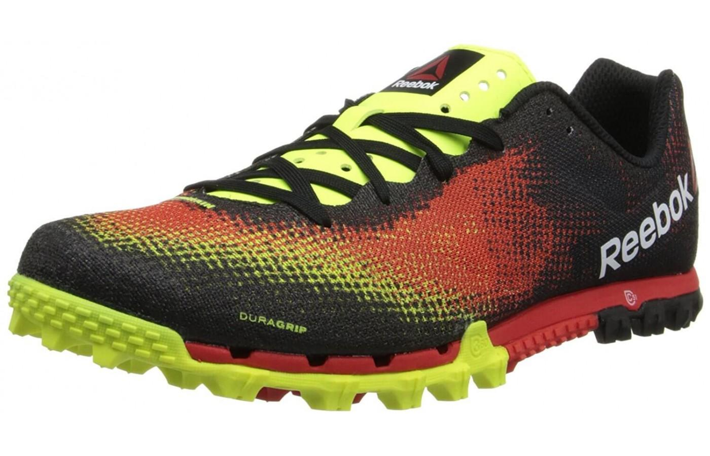 The Reebok All Terrain Sprint shown from the front/side.