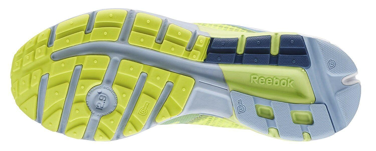 Reebok One Cushion flexible sole
