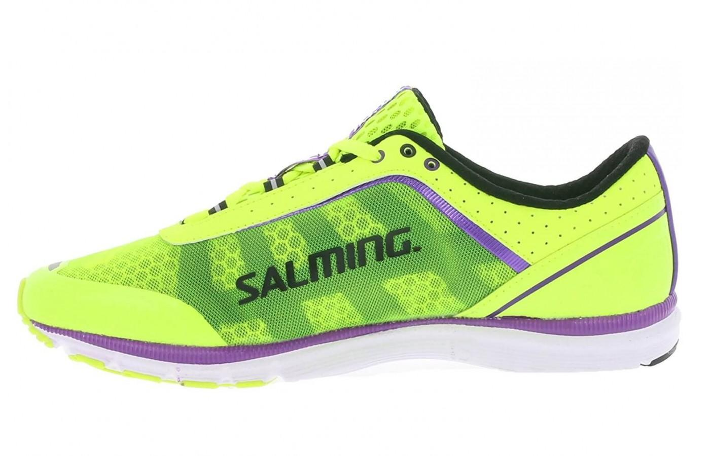 the design of the Salming Speed was popular with many reviewers