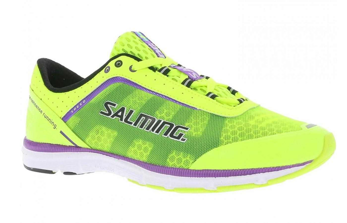 the Salming Speed shown from the front/side