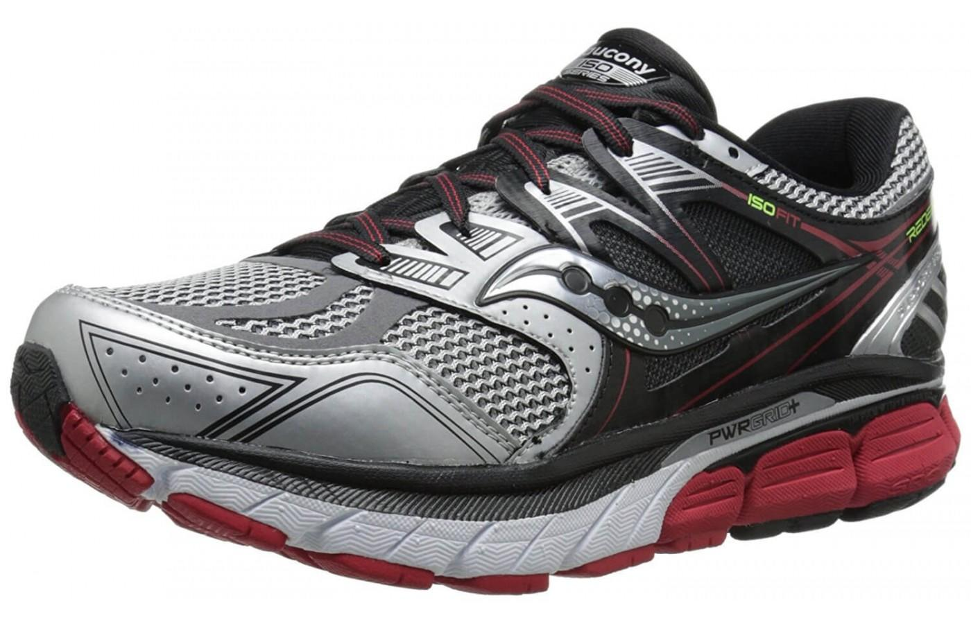 Saucony Redeemer ISO has a distinct look