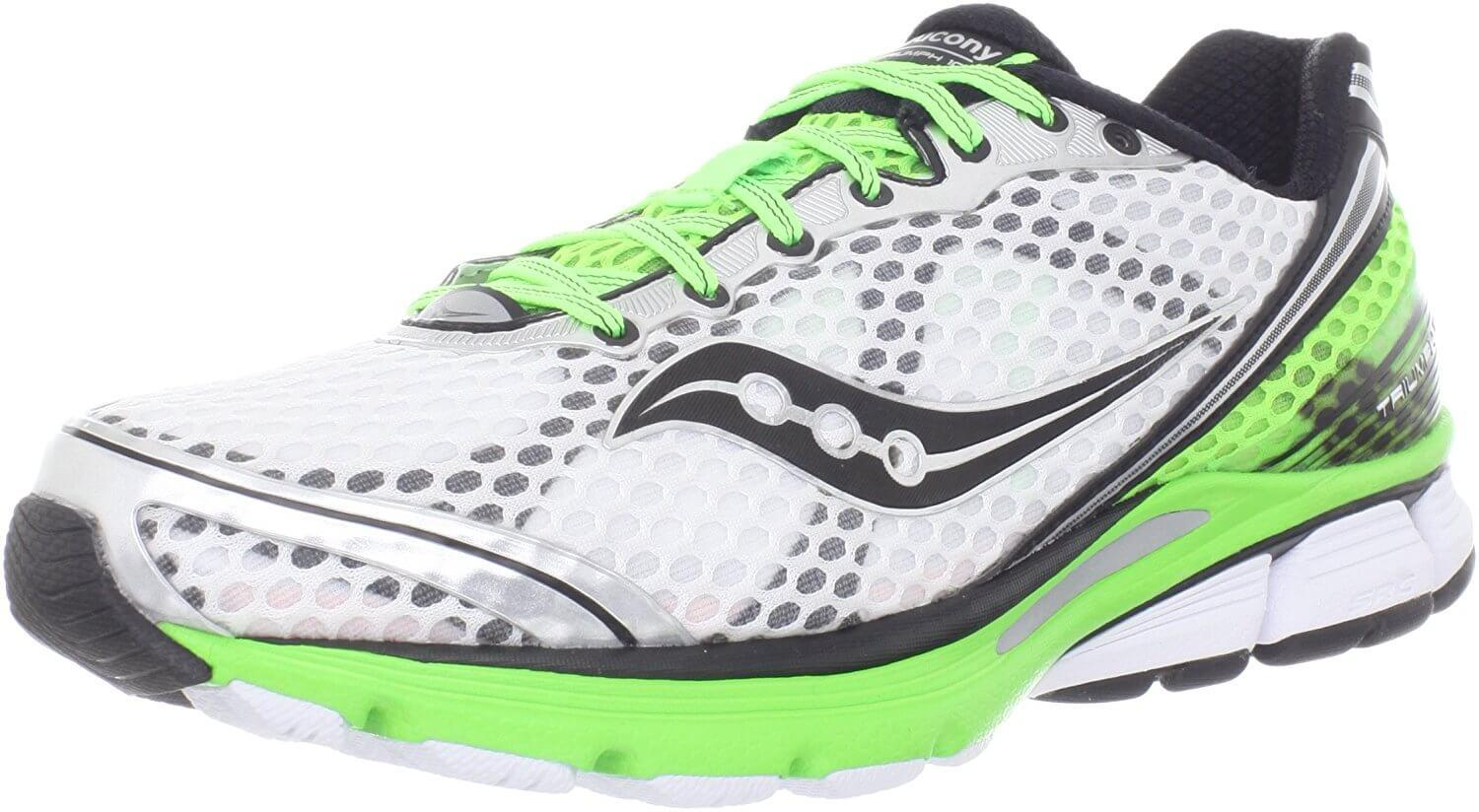 Saucony Triumph 10 superior cushioning for new and heavier runners