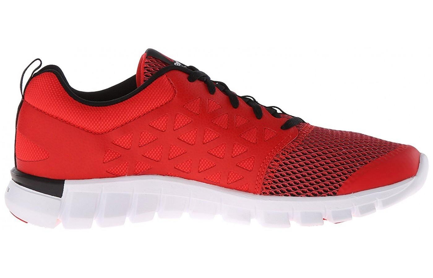 the right side of the Reebok Sublite XT Cushion 2.0