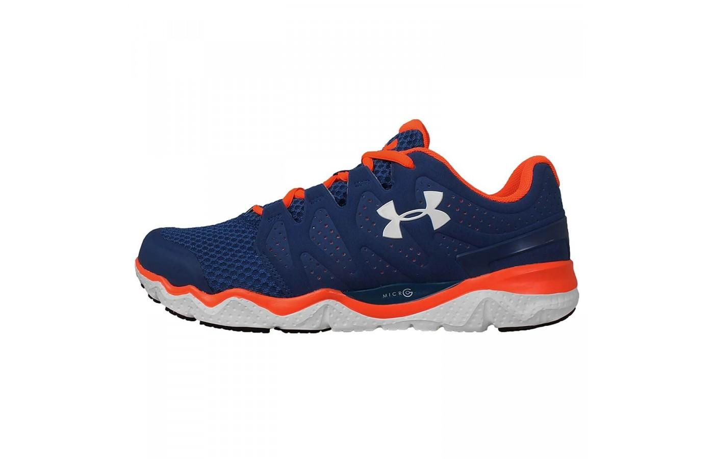 Under Armour Micro G Optimum has impressive stylings