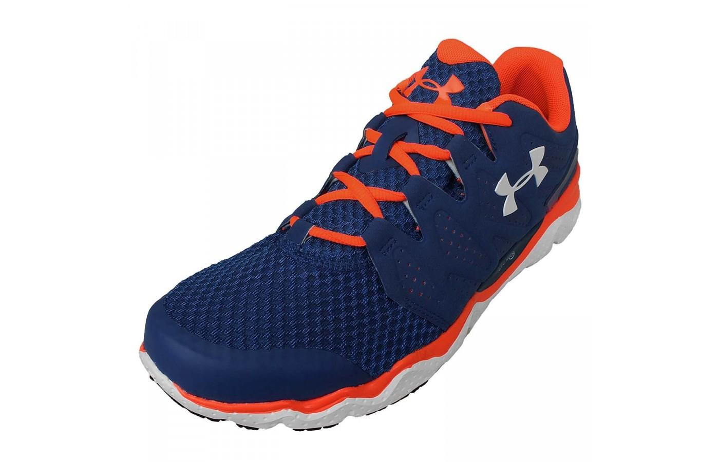 Under Armour Micro G Optimum features simple yet bold colors