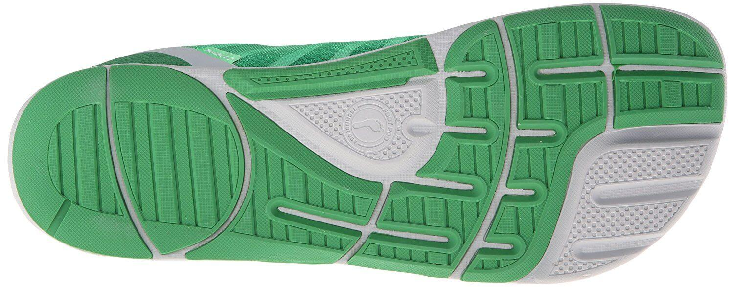 Instinct 2 has a flexible outsole with great traction