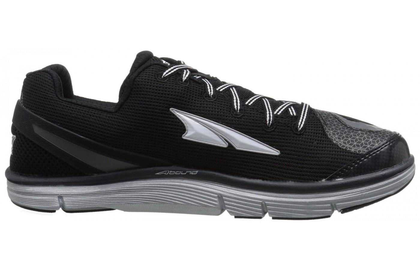 here is a sideview of the Altra Instinct 3.5
