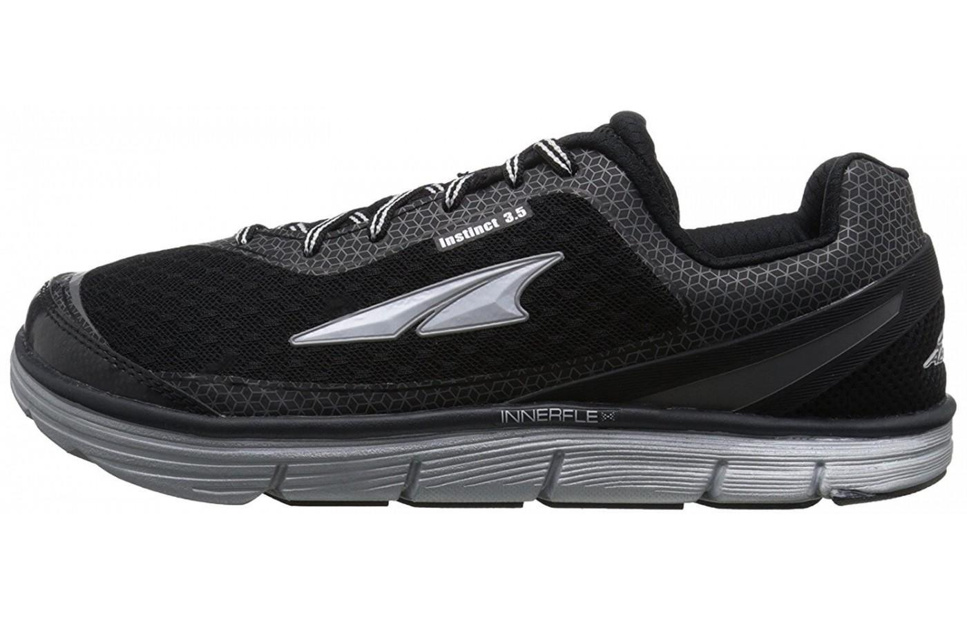 the Altra Instinct 3.5 works well for long distance runs