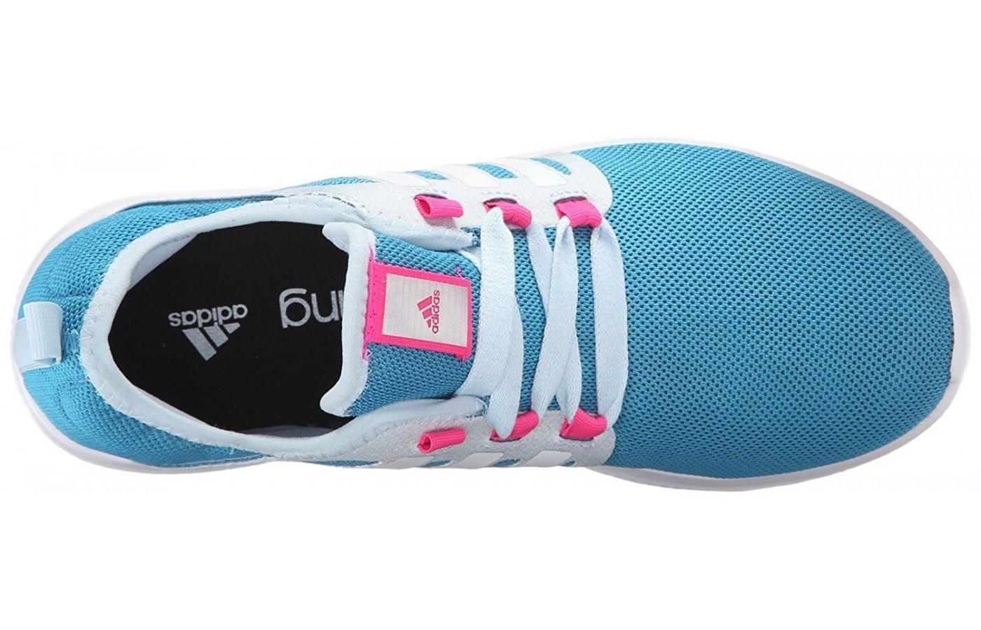 The upper of the Adidas Climacool Fresh Bounce is very breathable