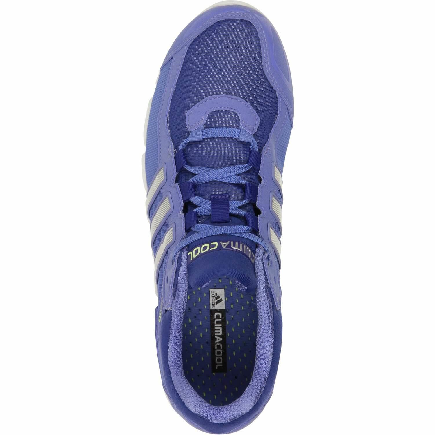 The Adidas Climacool Freshride has a breathable upper and secure lacing system
