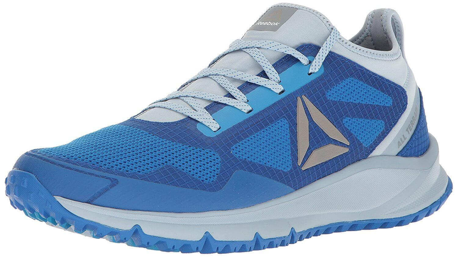 The Reebok All Terrain Freedom is a unique trail shoe