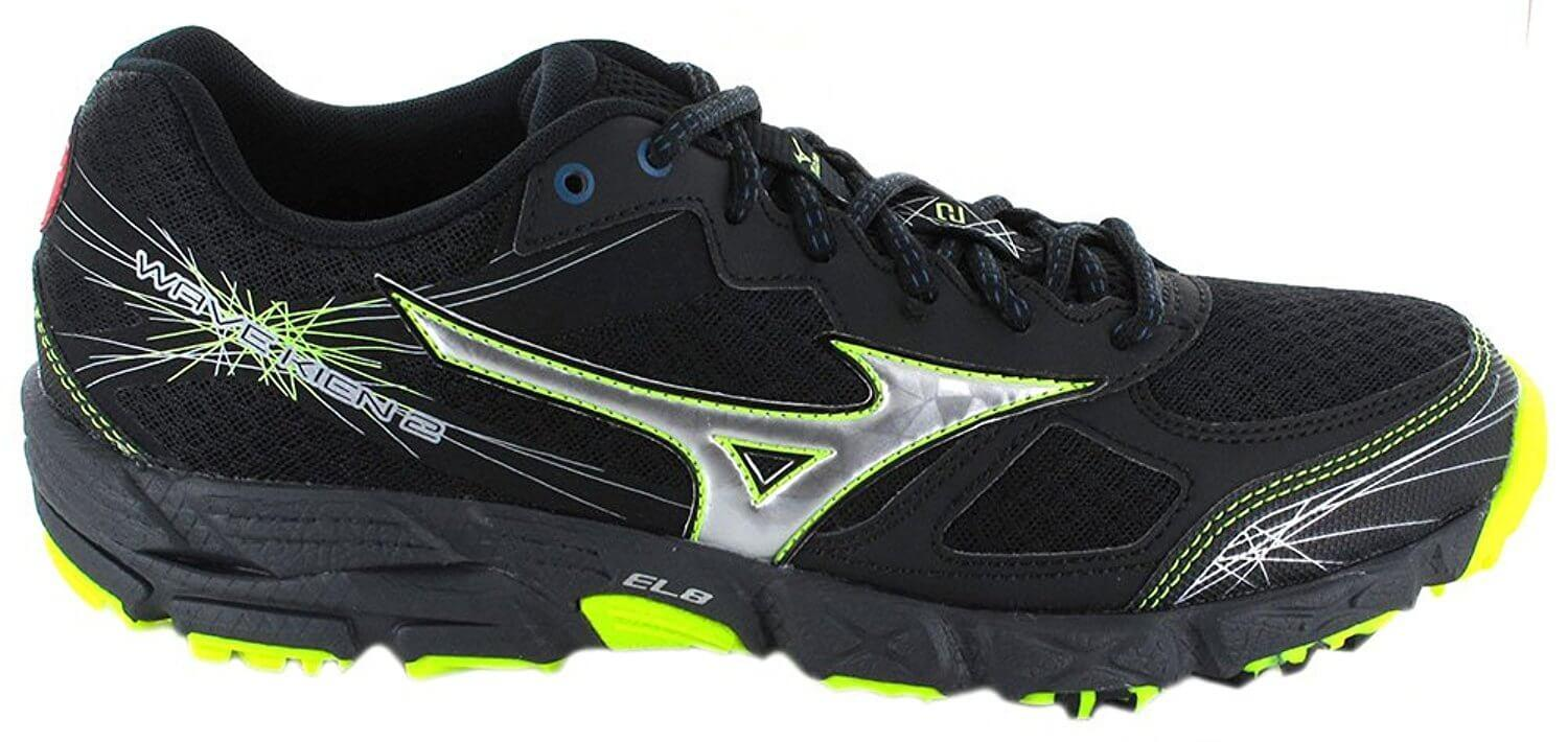 The Wave Kien 2 is not available in flashy colors like many other shoes.