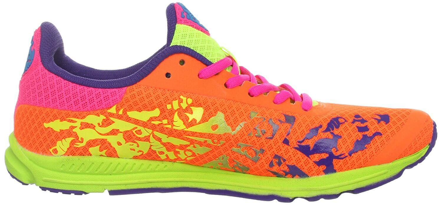 ASICS Gel Noosafast bright attractive colors