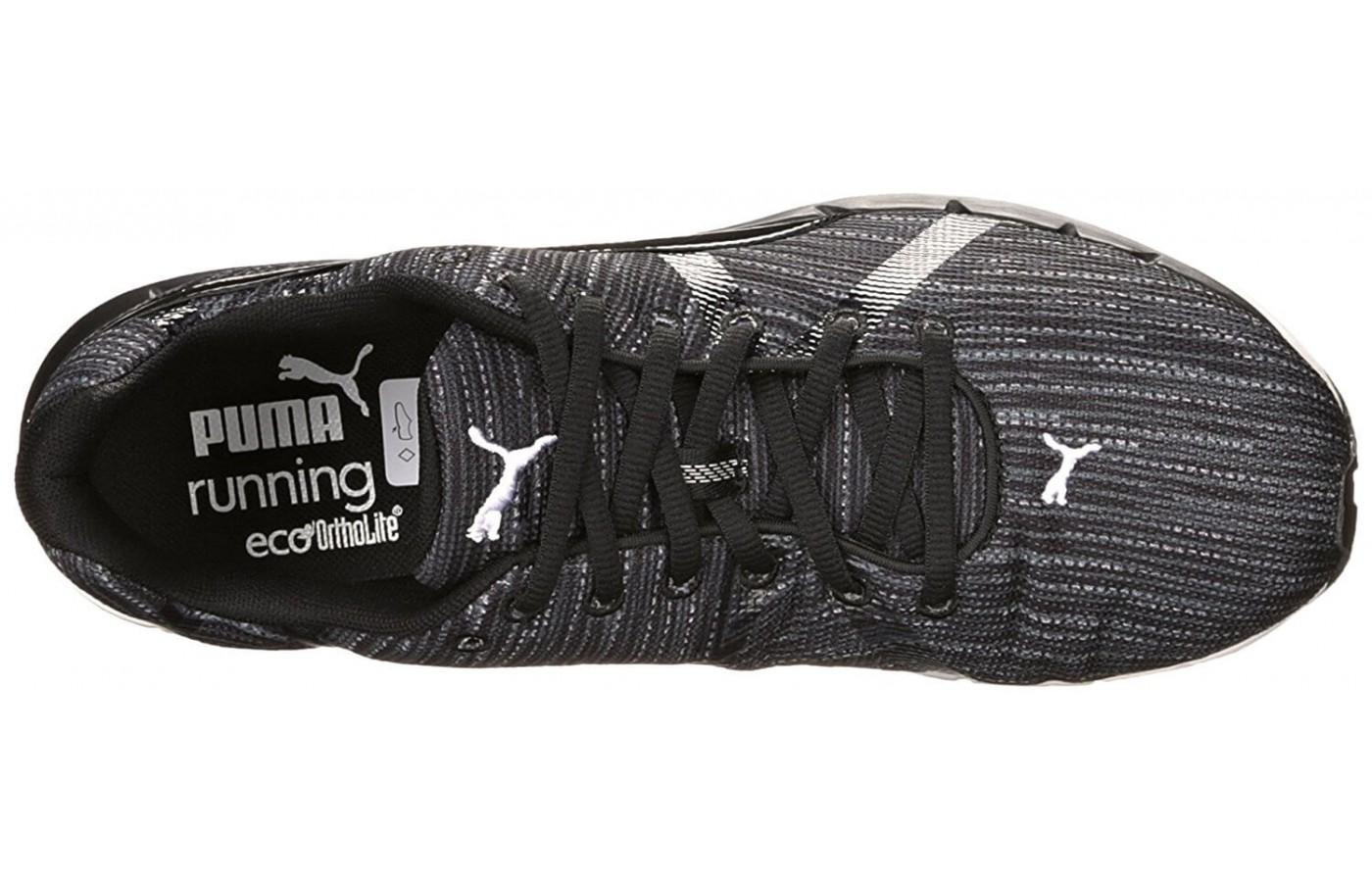 Puma Bravery has a breathable upper