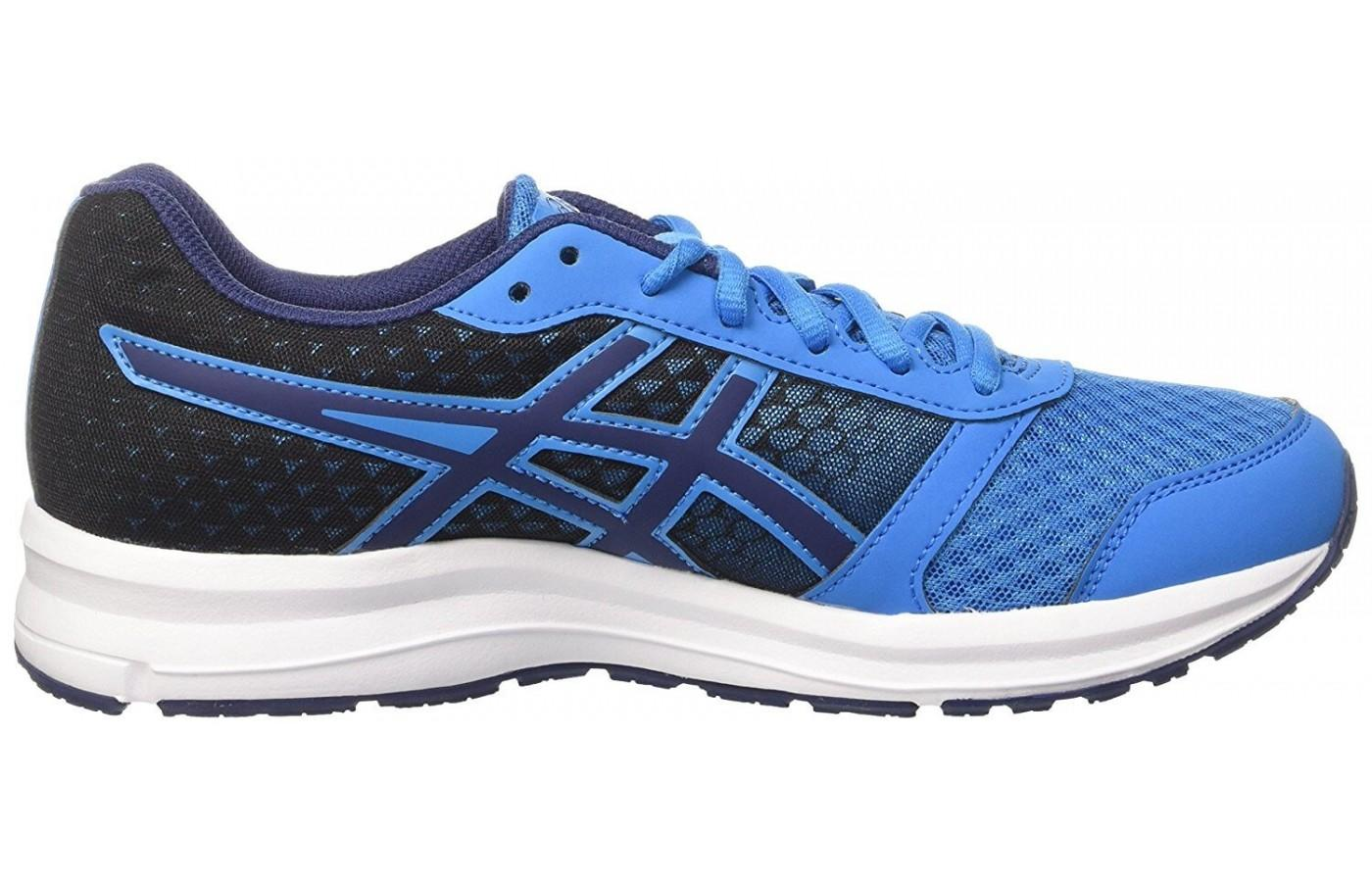 here is a profile of the ASICS Patriot 8
