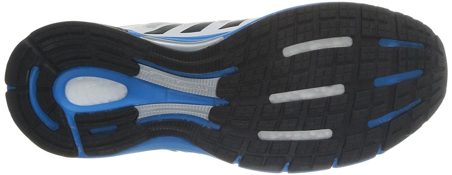 Carbon Rubber Outsole of the Adidas Revenergy Boost