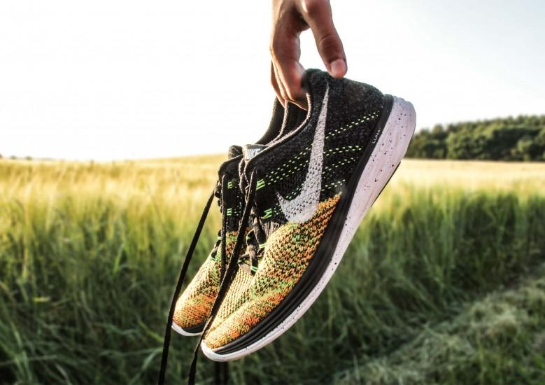 When to part with that trusty old pair of running shoes.