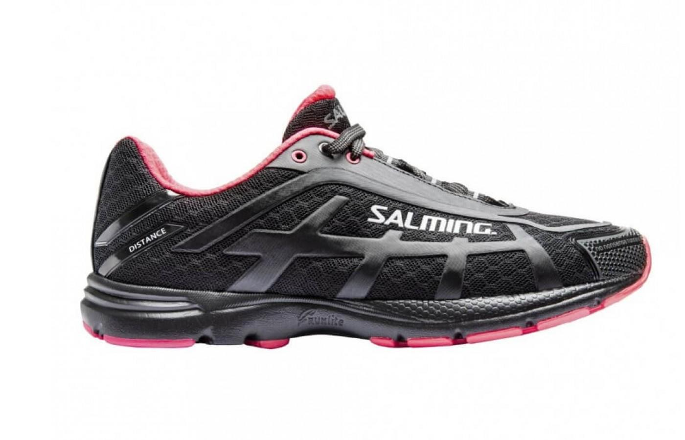 Salming Distance D4 is a good racing or daily running shoe