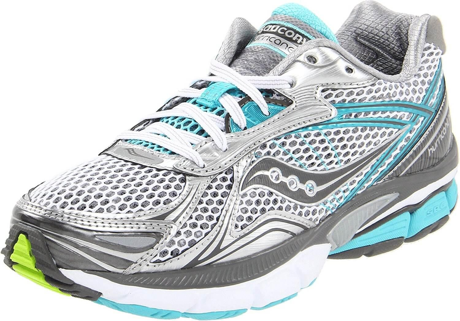 Saucony Hurricane 14 has seen some major changes since its previous iteration.