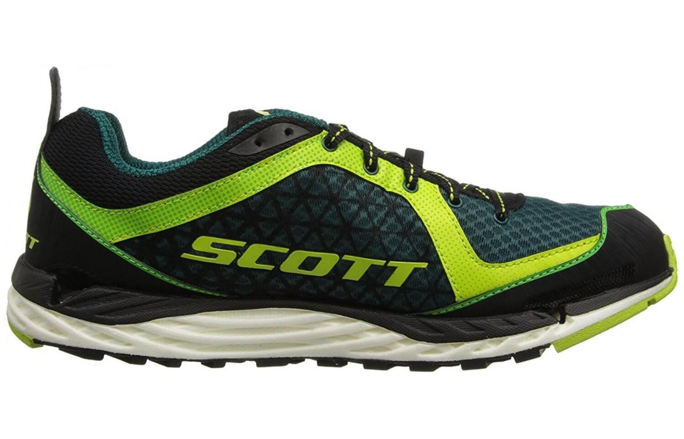 Scott T2 Kinabalu flexible and supportive midsole