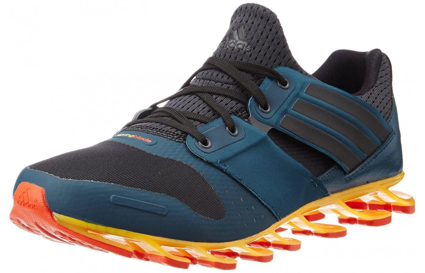 Adidas Springblade Solyce reviewed and tested