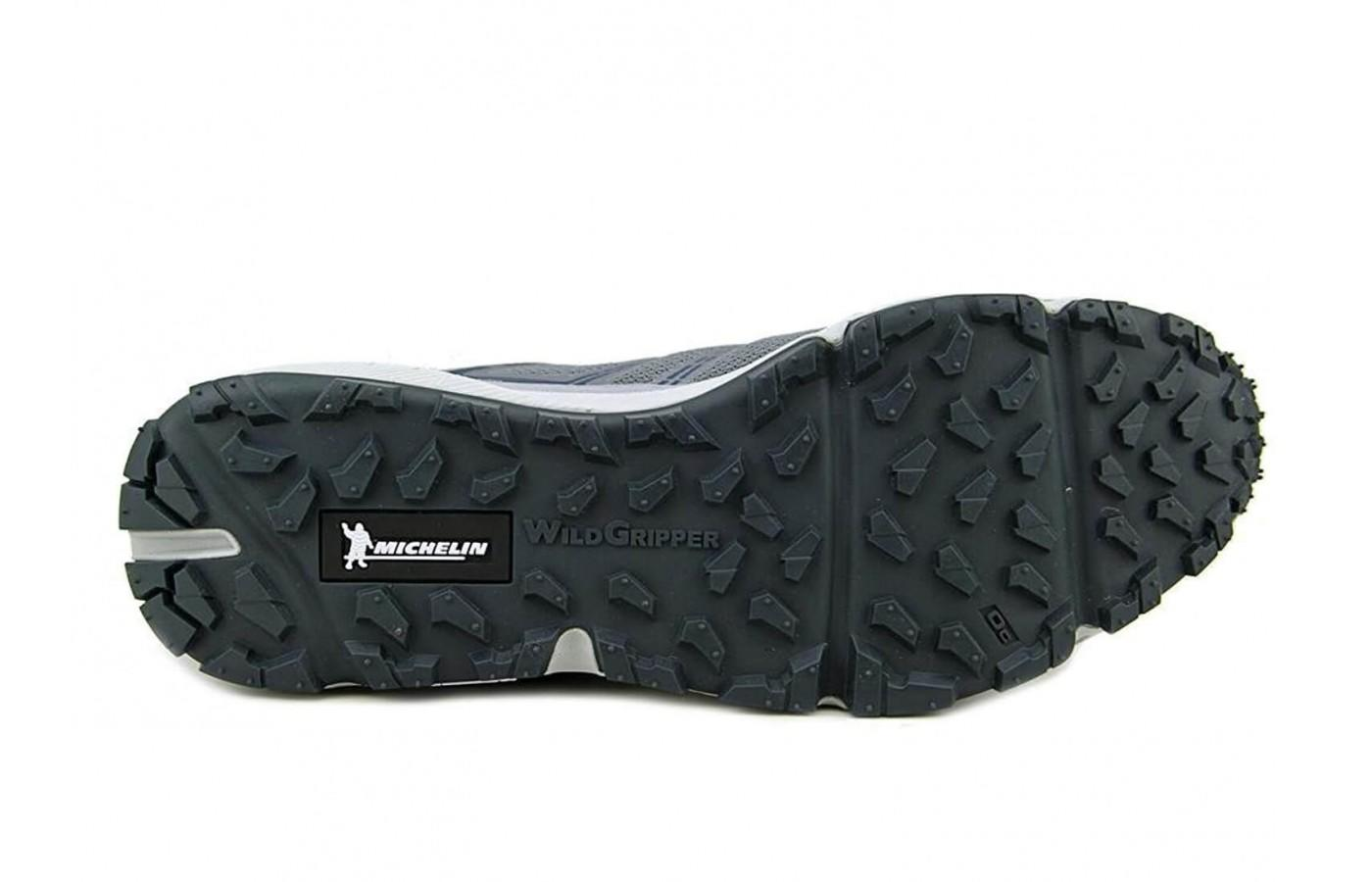 Under Armour Verge Low GTX bottom view