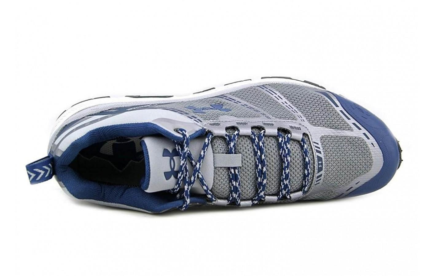 Under Armour Verge Low GTX top view