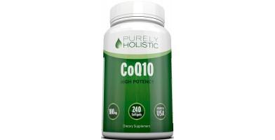 Here are the top 10 best CoQ10 supplements