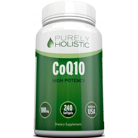1. Purely Holistic CoQ10