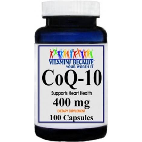 2. Vitamins Because CoQ10