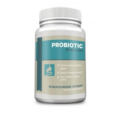 12. GS-Supplements Probiotic Dietary Supplement