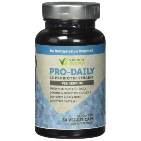 4. Vitamin Bounty Daily Probiotic