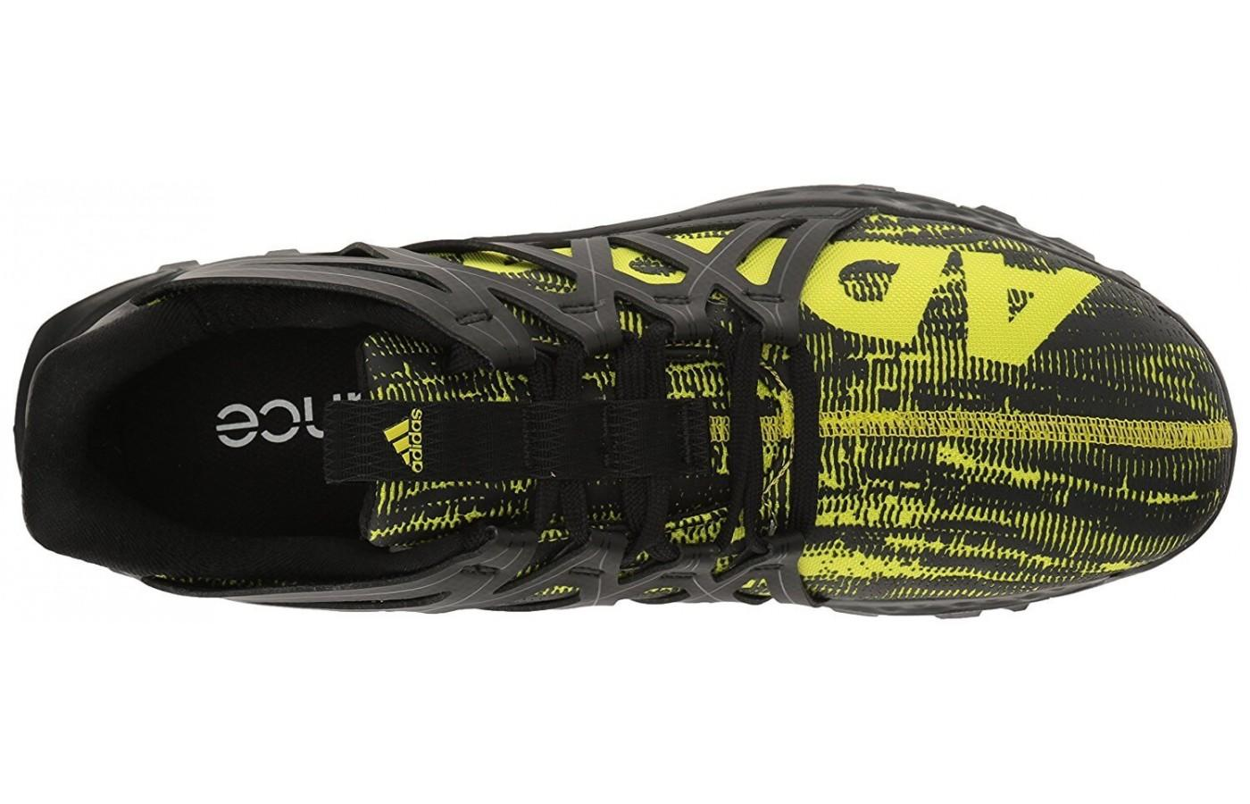 The Adidas Vigor Bounce Reviewed and tested; Snug and Secure upper unit ...