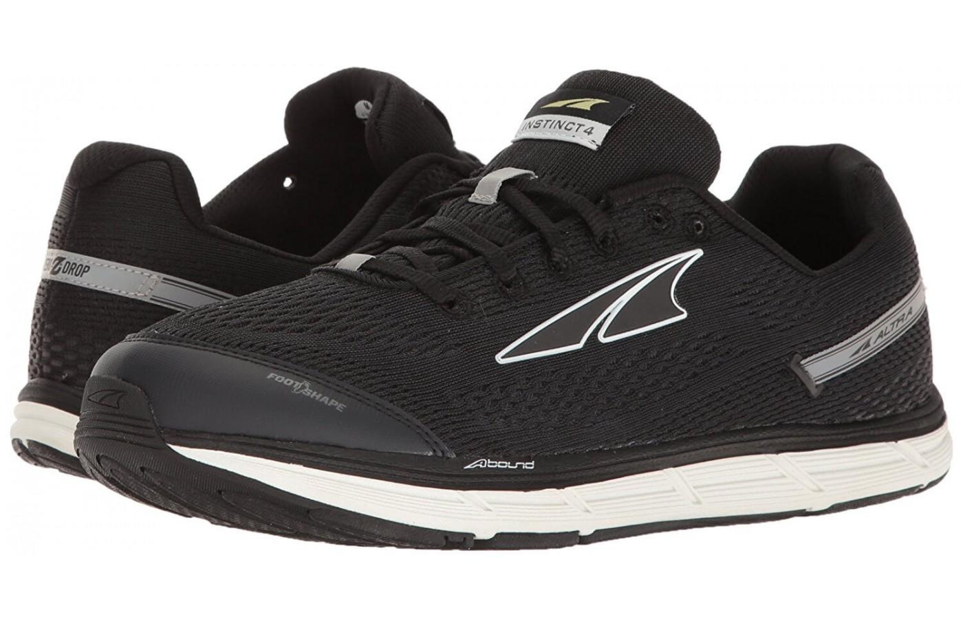 This shoe is very comfortable for long distance runs