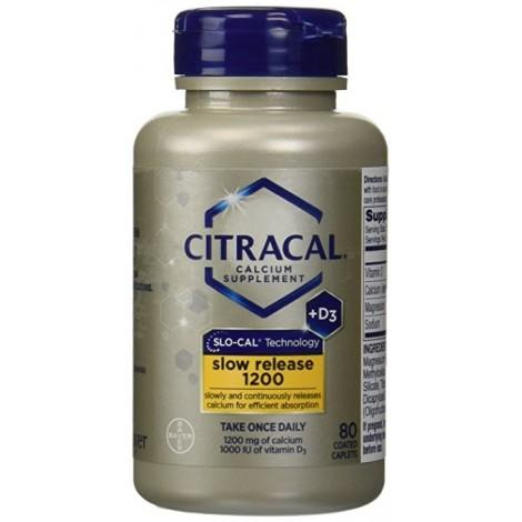 9. Citracal with Vitamin D Slow Release