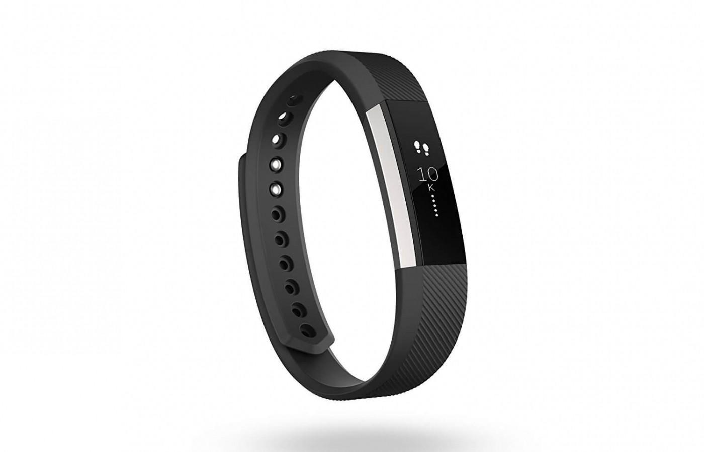 The strong clasp keeps the tracker secure on any wrist.