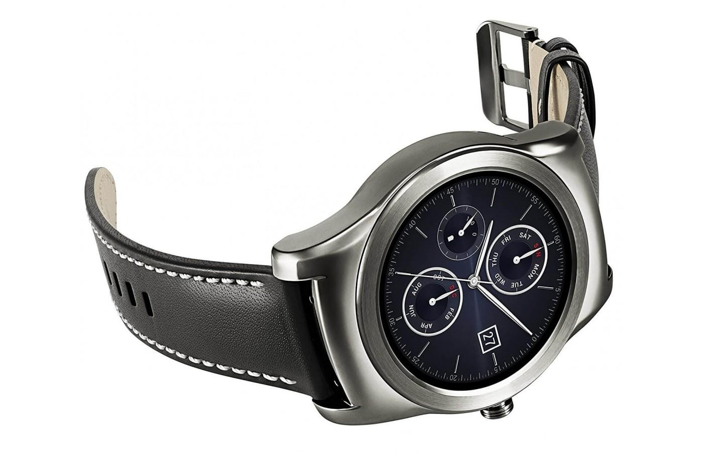 LG Watch Urbane is compatible with most devices